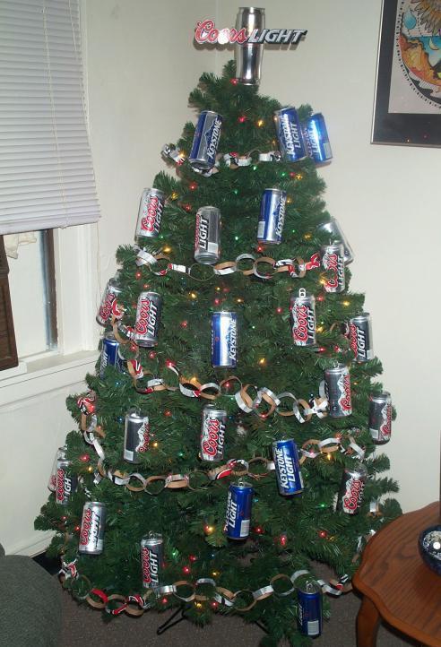Yummies 4 Tummies :-)   Beer Christmas Trees