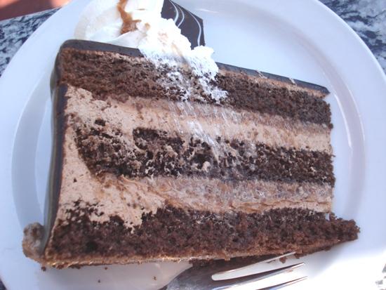 Caramel Chocolate Mousse