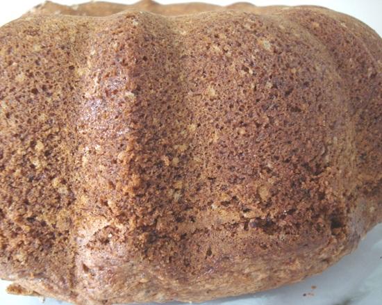 German Chocolate Spice Cake