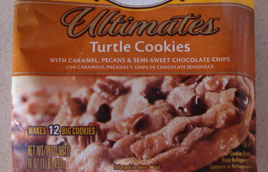 Nestle Turtle Cookies