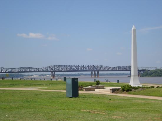 Old Bridge with obelisk