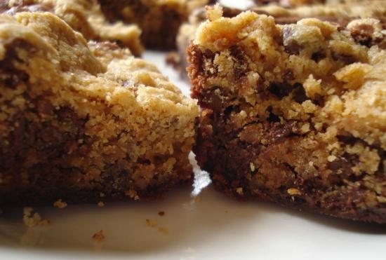 Hershey's Cookie Brownie Bars