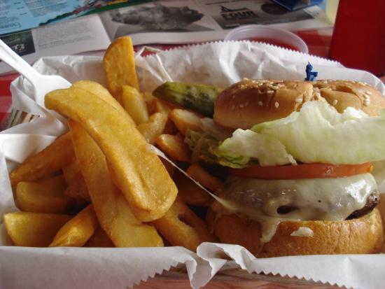 Huey's Burger