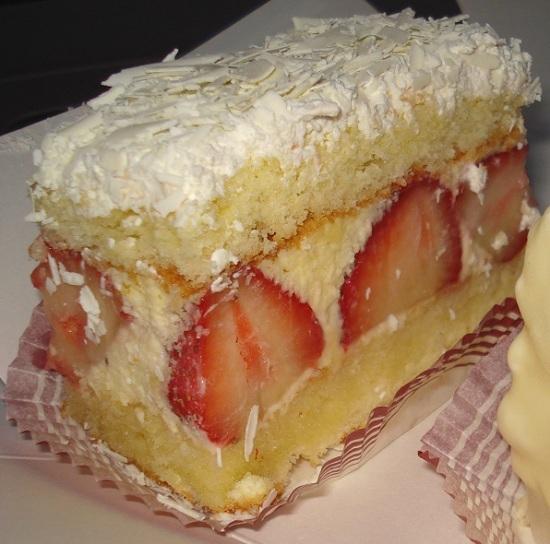 Strawberry Bagatelle