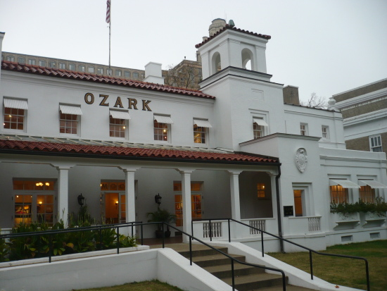 Ozark Bathhouse