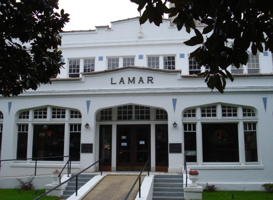 Lamar Bathhouse
