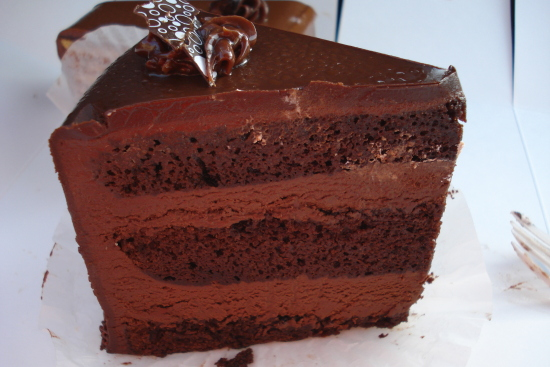 Chocolate Truffle Slice