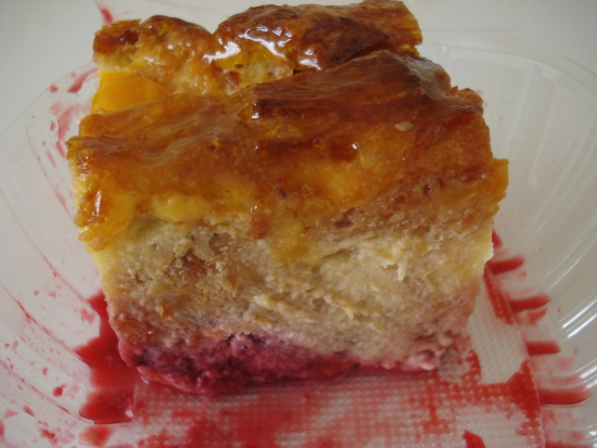 Influx Bread Pudding