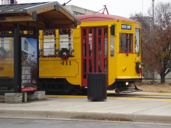 Little Rock Trolley