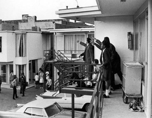 MLK's assassination