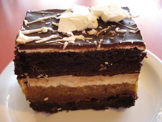 Millennium Cake