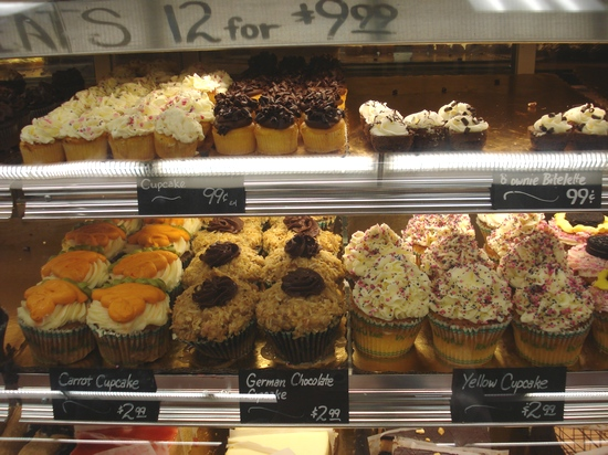 Yummies 4 Tummies :-) | Whole Foods's bakery, June 2010 edition