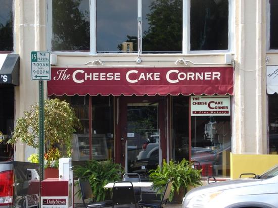 Cheese Cake Corner