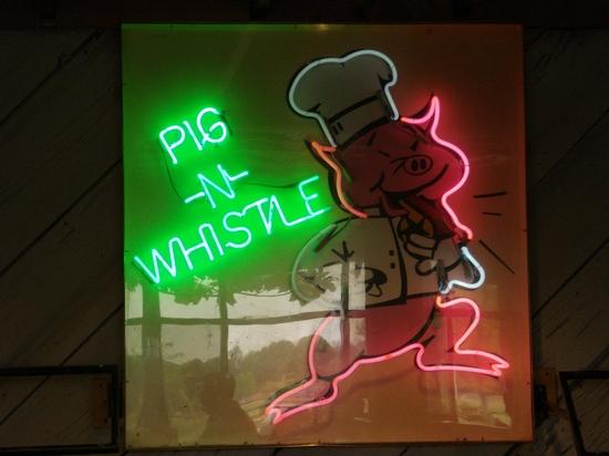 Pig-N-Whistle