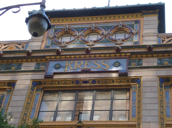 Kress building