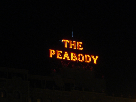 Peabody sign