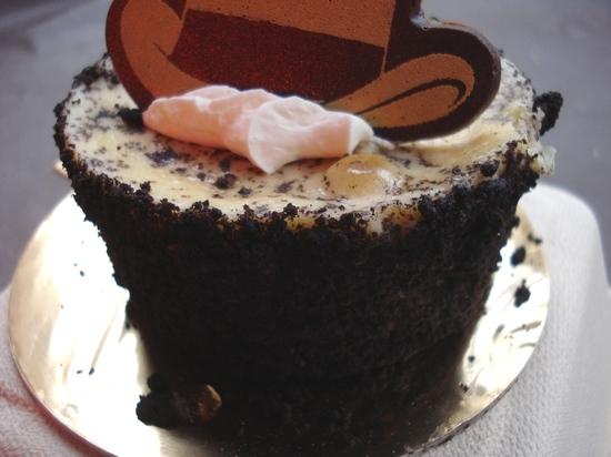 Banana Oreo Cheesecake