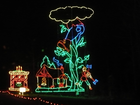 Sherwood's Enchanted Forest