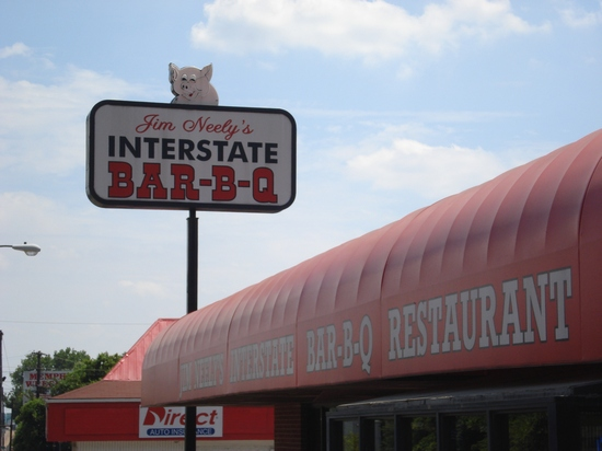 Interstate BBQ