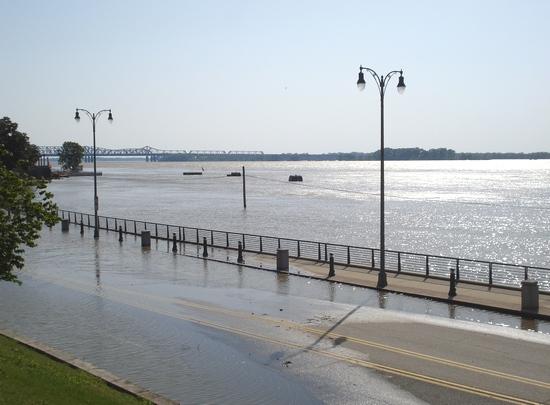 Mississippi River flooding