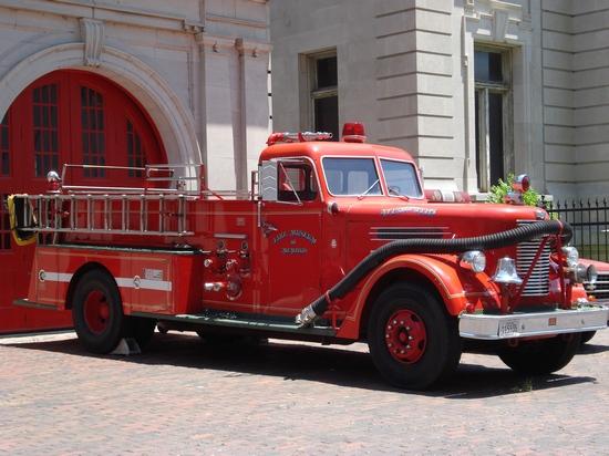 Fire Museum of Memphis